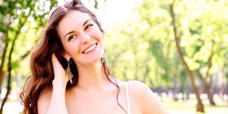 Hangende oogleden, slappe wangen, een onderkin... Om de huid strak en flexibel te houden, is het belangrijk om gezond te…