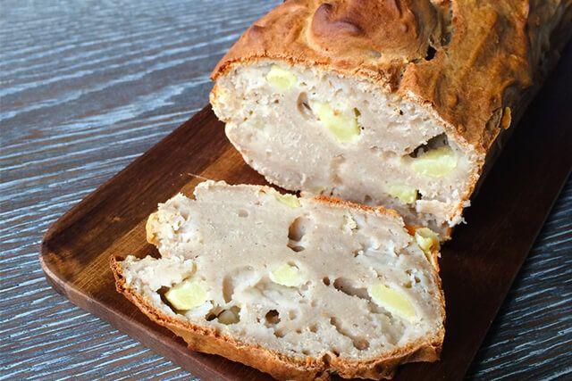 Op veler verzoek delen we dit glutenvije boekweit kwark appel brood recept van Carolien met jullie. Heerlijk als ontbijt of lunch!
