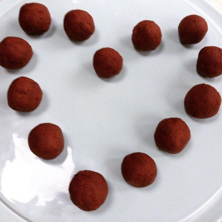 protein balls of love