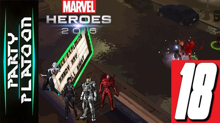 Party Platoon | Marvel Heroes 2016 (#18 Iron Man Gameplay) Where Is The ...