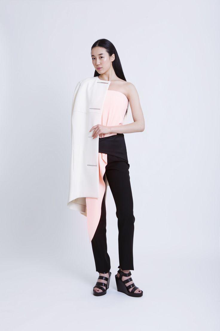 Balenciaga SS15 Total Look