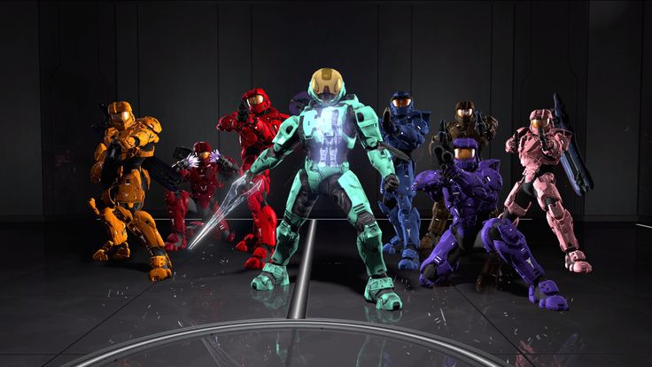 The End | Red vs. Blue Wiki | Fandom powered by Wikia