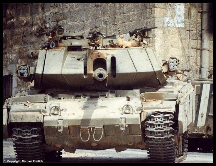 Army Recognition :: View topic - Israeli Magach 7 pictures