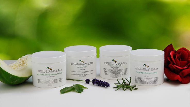 Green professional spa facial products holiday sex pics