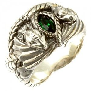 Aragorn's Ring. The Ring of Barahir.  [Lord of the Rings]