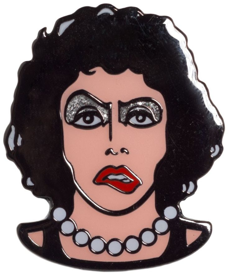 CREEPY CO FRANKNFURTER ENAMEL PIN - Sourpuss Clothing