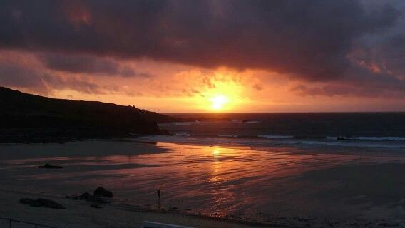 Sunset  by Steve Lynton