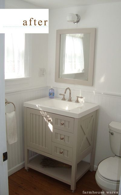 79 best images about bunkhouse on pinterest cabin cots for Martha stewart small bathroom ideas