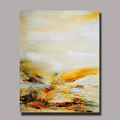 käsinmaalatut moderni abstrakti öljymaalaus