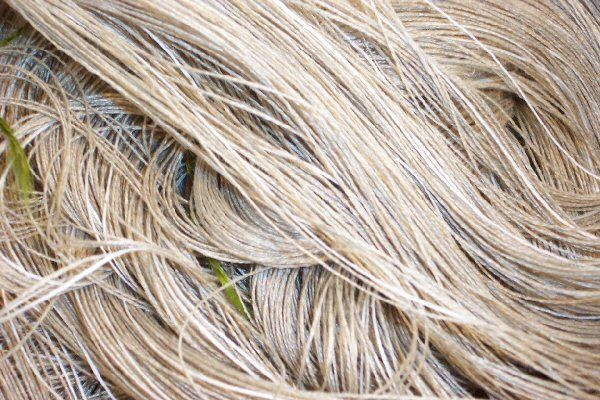 Natural colored linen yarn - Everything You Need to Know About Working With Linen Fiber
