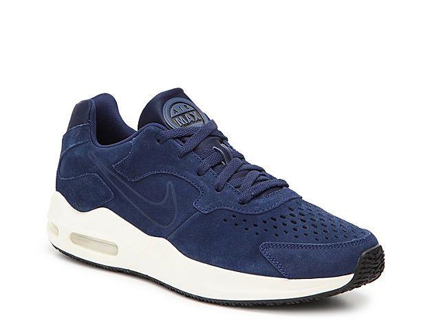 7c9b520eecf06 Men Air Max Guile Premium Sneaker - Men s -Navy Suede http   feedproxy