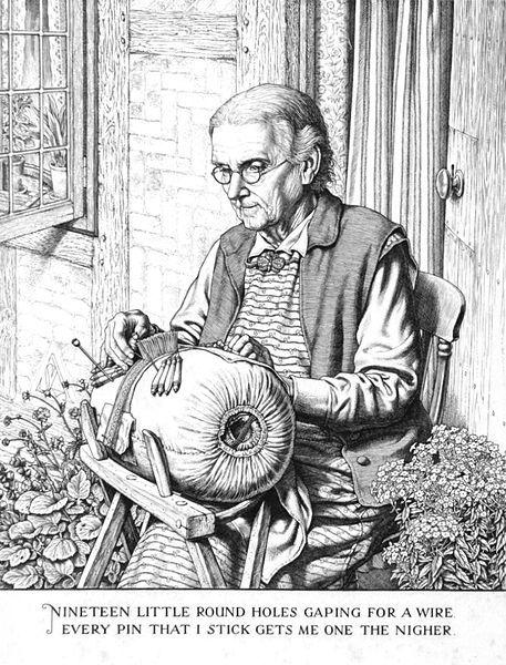 Archivo: Stanley Anderson La encajera 1939.jpg