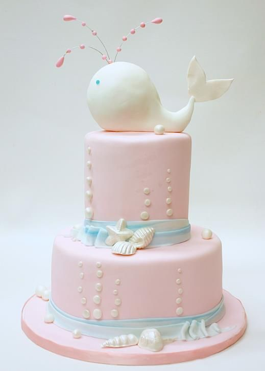 36 Best Images About Whale Cakes On Pinterest