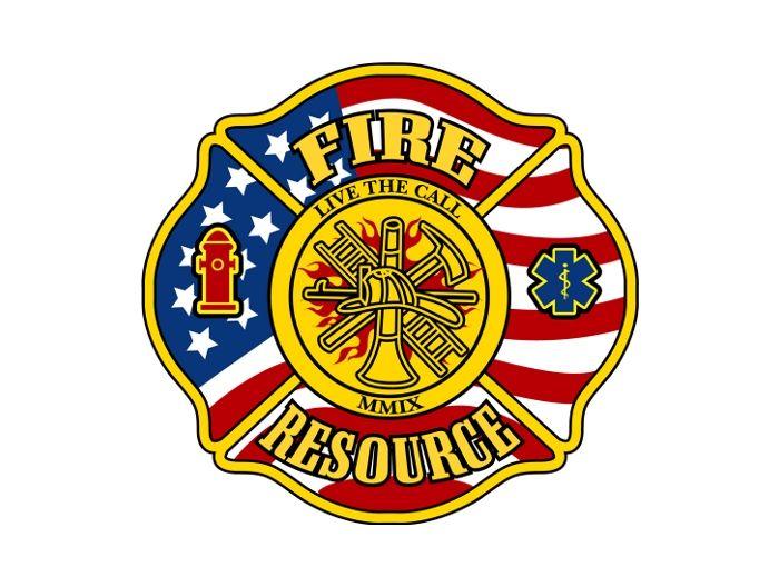 10 best rescue logos images on pinterest logo designing fire rh pinterest com fire station logo maker Fire Department Logo Outline
