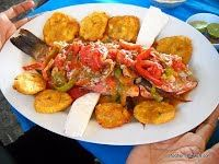 Pescado a la Tipitapa Fish Nicaragua Food Comida Pochomil