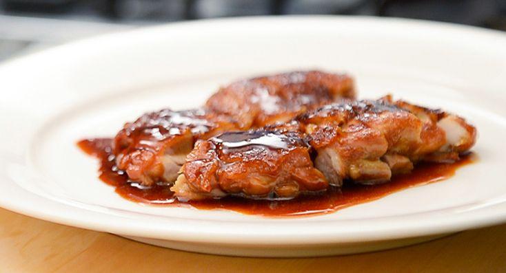料理を楽しむ。 - 鶏の焼き方