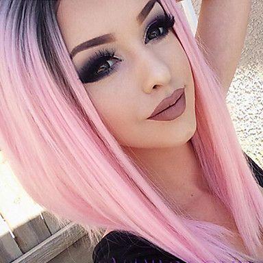 Картинки по запросу розовые волосы