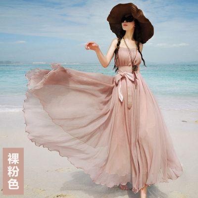 [ Lynette's CHINOISERIE   BOSHOW ] лето оригинальный дизайн женщины макси шифоновая юбка ; пляжный отдых юбка купить на AliExpress