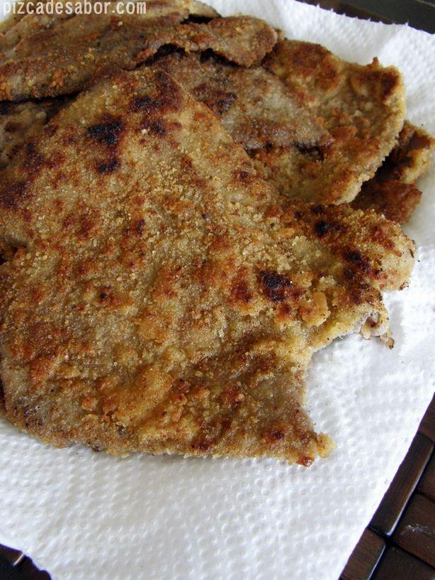 Aprende a preparar con esta receta paso a paso unas deliciosas milanesas empanizadas, que le encantan a chicos y grandes.