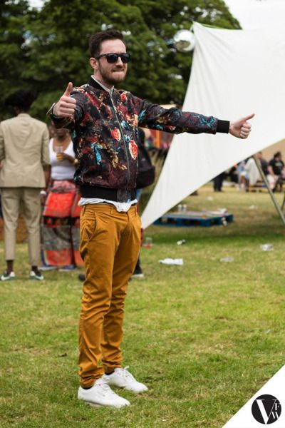// Eastern Electrics festival.#15   Thumpbup.VFW street style from Eastern ElectricsPhoto by Arko Højholt Photography