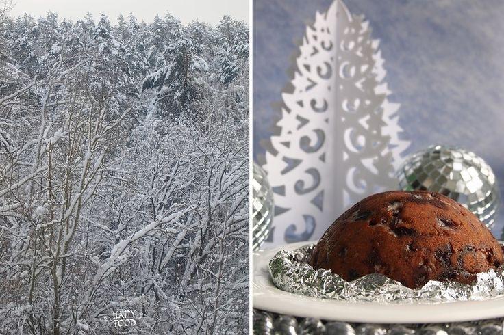 HAPPYFOOD - Английский рождественский пудинг