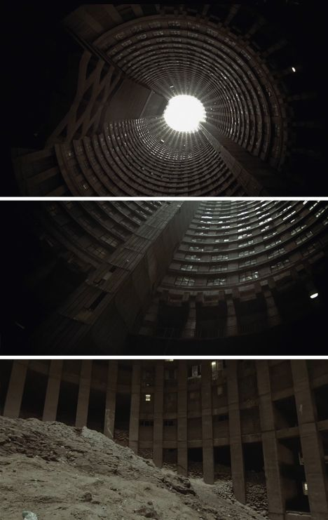 Dark Tower: Decay Inside Africa's Tallest Apartment Complex