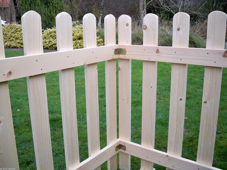 FREESTANDING Portable Event Display Barrier Temporary Wooden Picket Fence  Panels - Best 25+ Picket Fence Panels Ideas On Pinterest Picket Fence