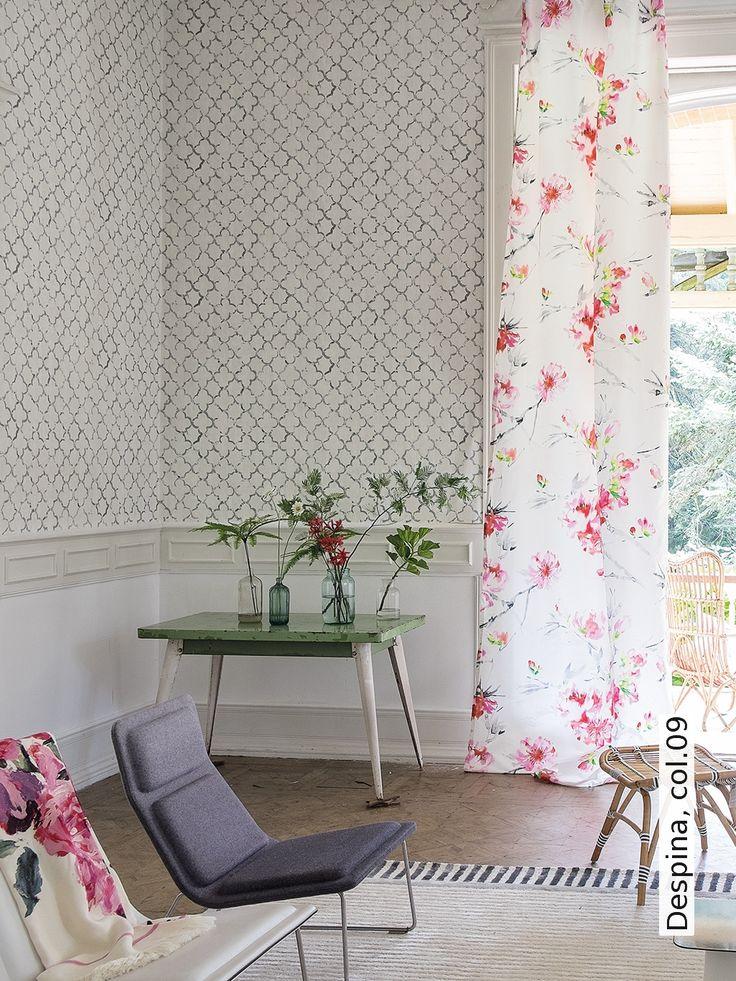 tapete abwaschbar die neue cesar von elitis ist eine. Black Bedroom Furniture Sets. Home Design Ideas