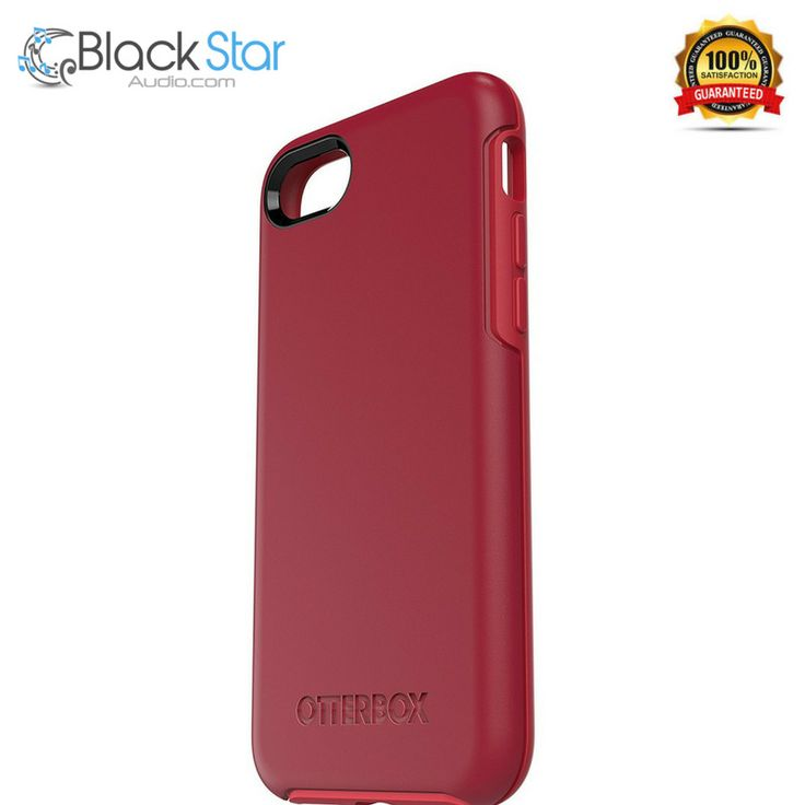 OtterBox Symmetry Series for iPhone 7/iPhone 8 -Rosso Corsa Red #OTTERBOX