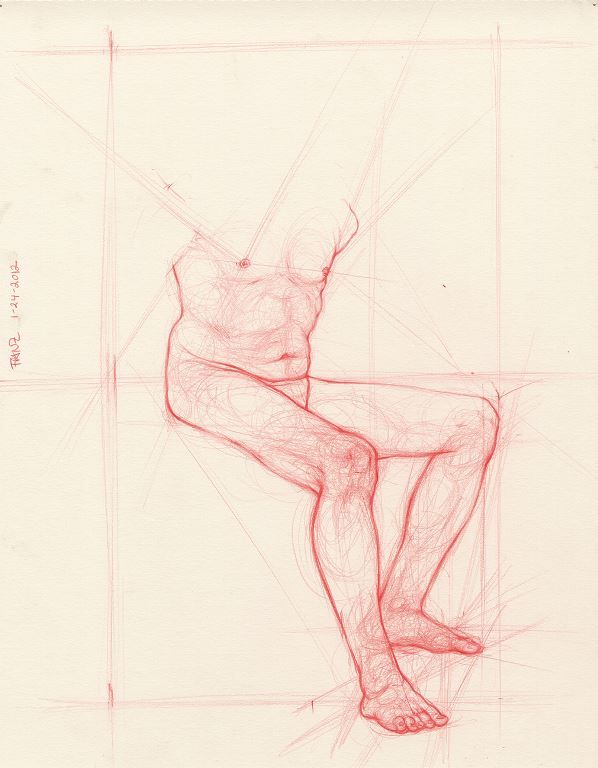 Explore these 5 figure drawings tips straight from the experts.  #figuredrawing #arttips