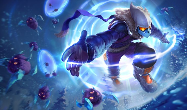 Snow Day Malzahar | League of Legends