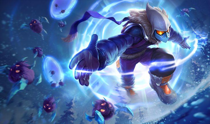 Snow Day Malzahar   League of Legends
