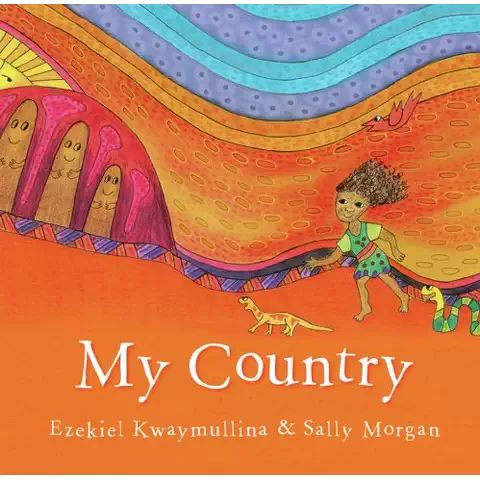 Amazon.com: My Country by Ezekiel Kwaymullina & Sally Morgan: Books