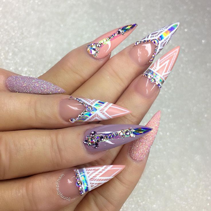 6294 best Nails images on Pinterest | Nail art, Fingernail designs ...