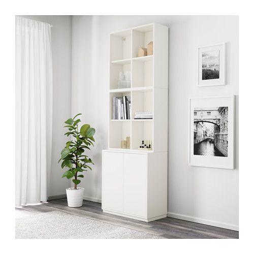 die besten 25 ikea eket ideen auf pinterest niedrige regale ikea tv m bel und ikea wohnzimmer. Black Bedroom Furniture Sets. Home Design Ideas