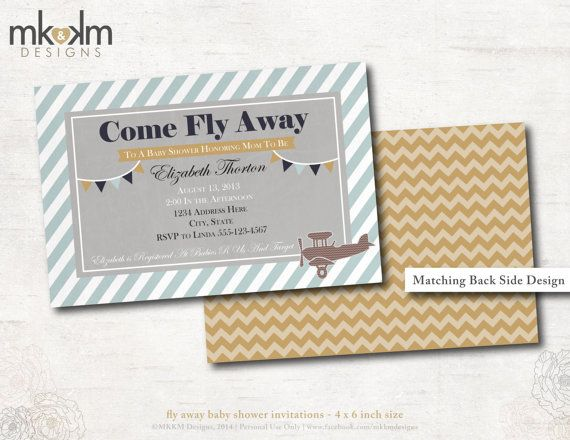 56 best images about travel baby shower on pinterest | baby shower, Baby shower invitations