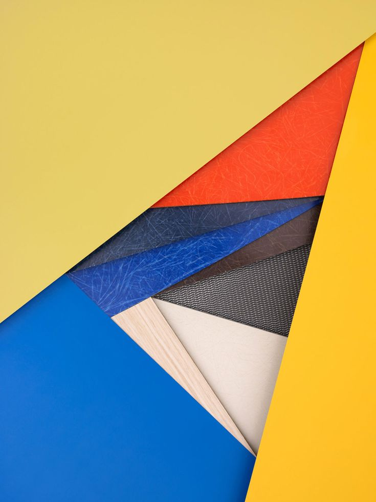 Herman Miller's Refreshed Palette by Carl Kleiner red blue yellow| http://www.yellowtrace.com.au/carl-kleiner-for-herman-miller/