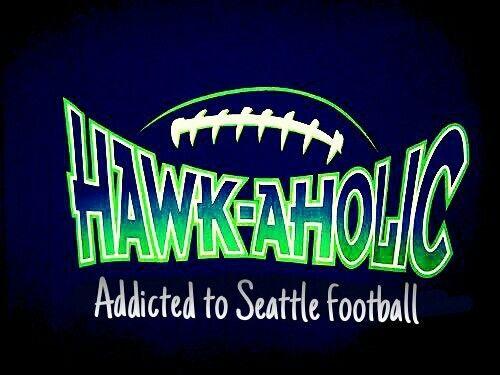 Hawk-aholic - Addicted to Seattle Seahawks football!!!