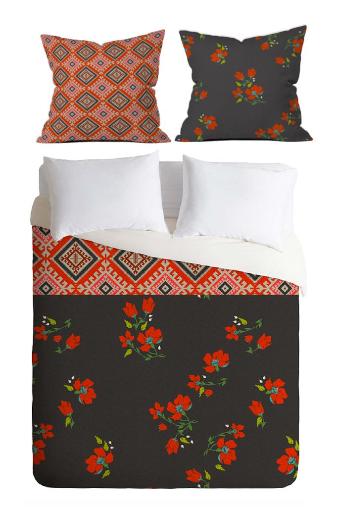 Bohemian Farmhouse Bed Set | DENY Designs Home Accessories