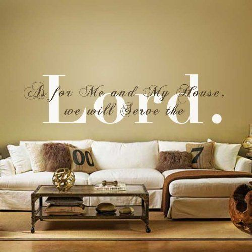 Best Bible Verse Wall Stickers Christian Religious Scripture - Monogram wall decals cheap