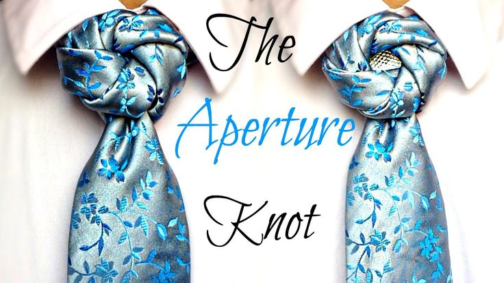 Aperture Knot Instructions on how to tie this knot #TieKnot