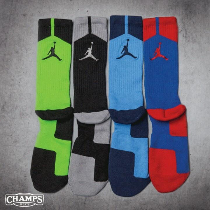 New Jordan socks