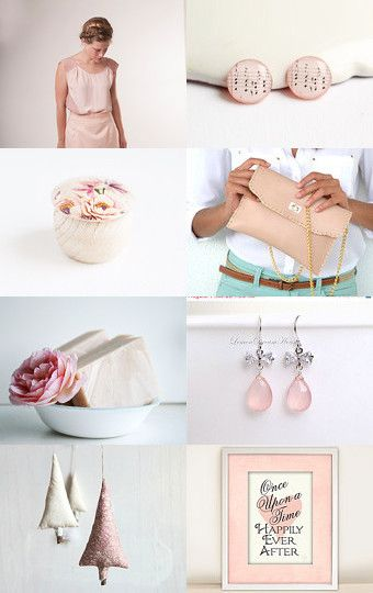 SOFT BLUSH by Orit Bar-Lev on Etsy--Pinned with TreasuryPin.com