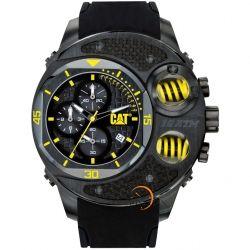 CATERPILLAR DU 54 Black Stainless Steel Chronograph DU16321124