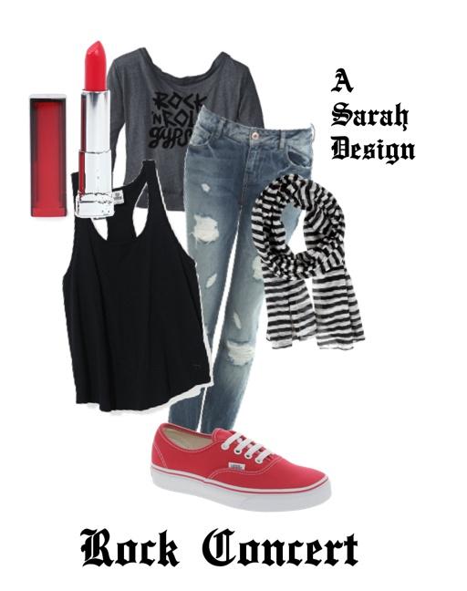 bastille concert outfit