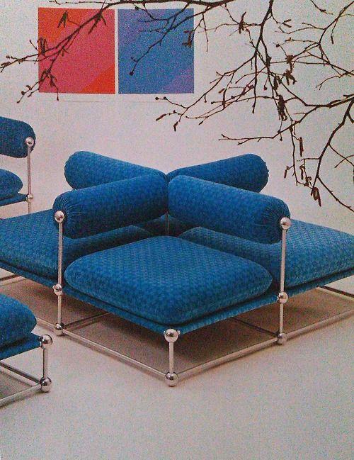 Sofa   Verner Panton   1967