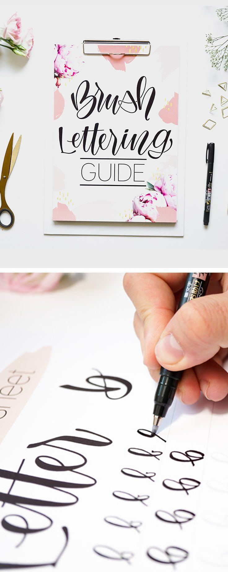 Pin auf Handlettering   kunstvoll Schreiben
