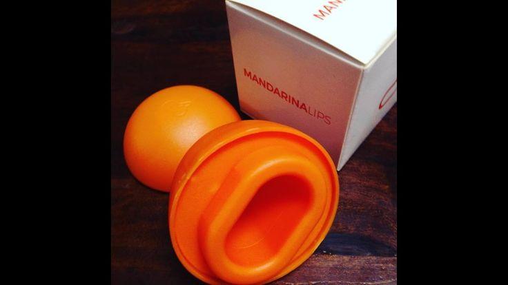 Aumento de Labios. Mandarina Lips. Sin Cirugia Ni Botox