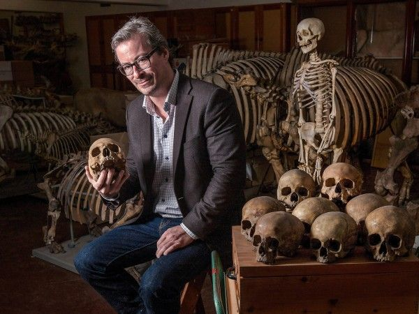 Just what makes a European? European genetic ancestry used to seem straightforward and in general is now understood as an admixture of three sources; indigenous European hunter-gatherers...