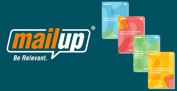 Raccolta di ebook free sull'email marketing di Mailup